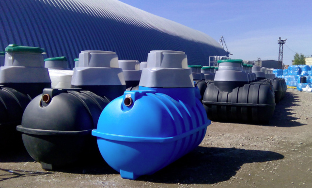 best material for water tanks